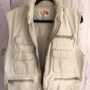 BANANA REPUBLIC Vintage Fishing Photographer Vest